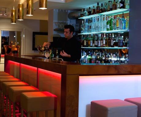 café lounge bar